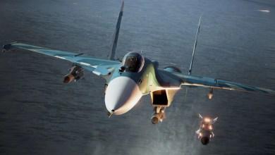 Photo of Caças customizáveis para Ace Combat 7: Skies Unknown