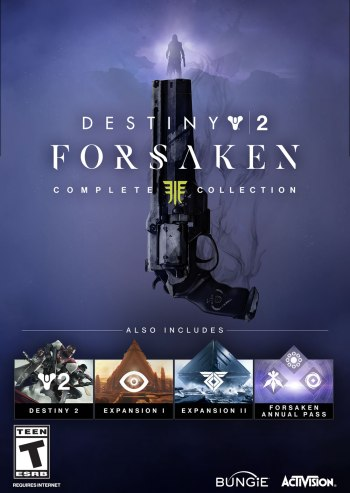 Destiny 2 Renegados – Coleção Completa