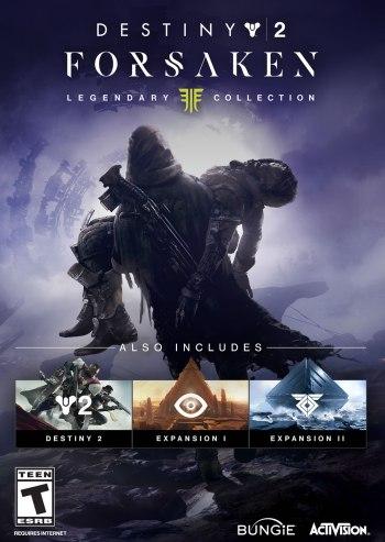 Destiny 2 Renegados – Coleção Lendária
