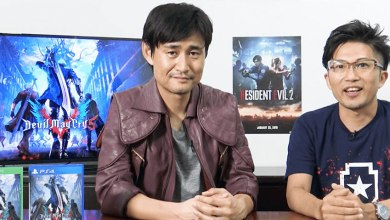 Foto de Produtores de Resident Evil 2 e Devil May Cry 5 estarão na BGS 2018