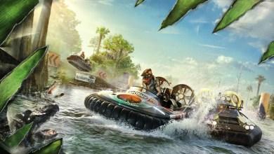 Photo of Gator Rush, a primeira grande expansão gratuita de The Crew 2