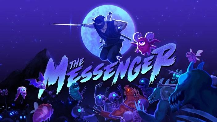 The Messenger desliza entre 8-bit e 16-bit em 30 de Agosto