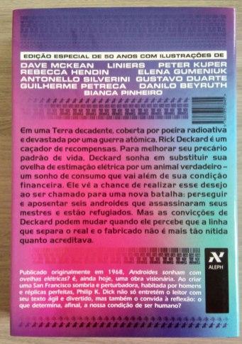 Androides Sonham 50 - Blade Runner 002