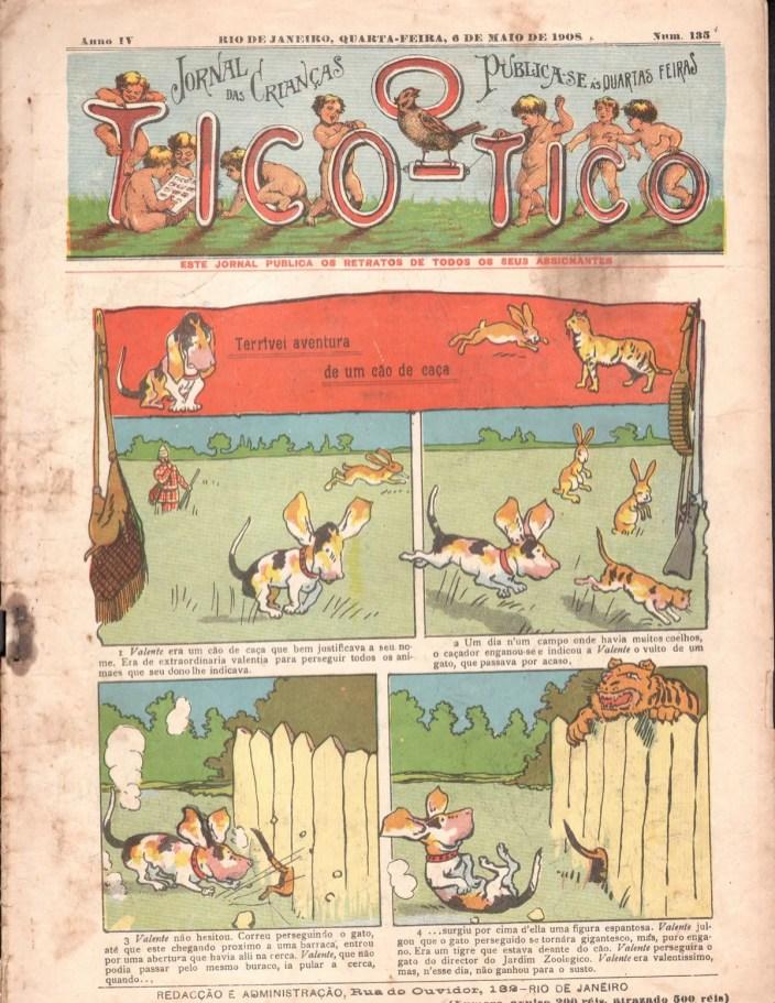 Revista O Tico Tico 135