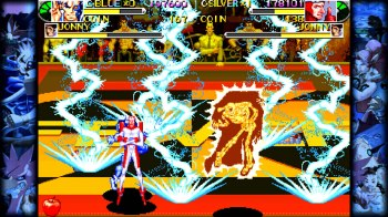 Capcom Beat'em Up Bundle - Battle_Circuit_2