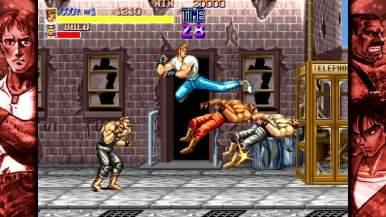 Capcom Beat'em Up Bundle - Final_Fight_3