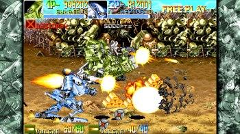 Capcom Beat'em Up Bundle - Powered_Gear_Armored_Warriors_3