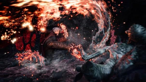 Devil May Cry 5 Dante Balrog 01