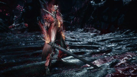 Devil May Cry 5 Dante Devil Trigger 01