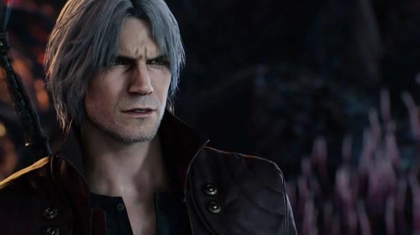 Devil May Cry 5 Dante Intro 03