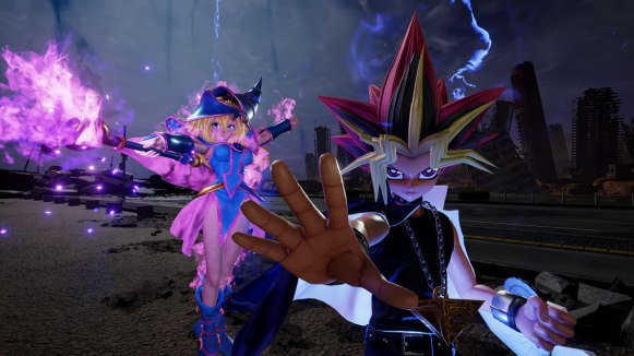 Jump Force - Yugi 6