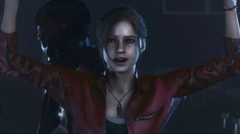 Resident Evil 2 TGS18 011