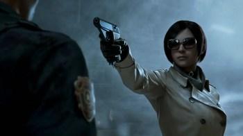 Resident Evil 2 TGS18 Ada