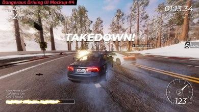 Photo of Dangerous Driving tem novo trecho de gameplay revelado
