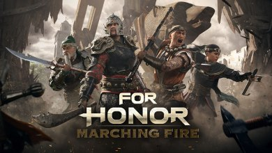 Foto de Marching Fire, a maior expansão de For Honor, é lançada