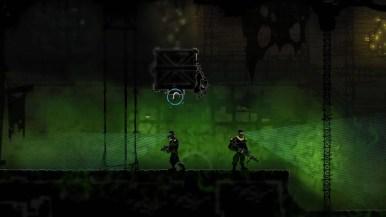Mark of the Ninja Remastered - gas sneak 2