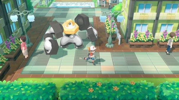 Melmetal Follow Screen 2 - Pokemon Lets Go