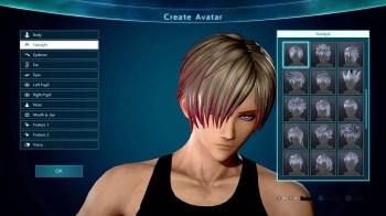 Jump Force Avatar Customization 2
