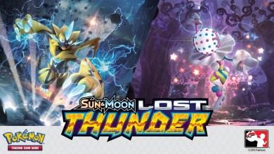 Photo of Expansão Sol e Lua – Trovões Perdidos do Pokémon TCG já disponível