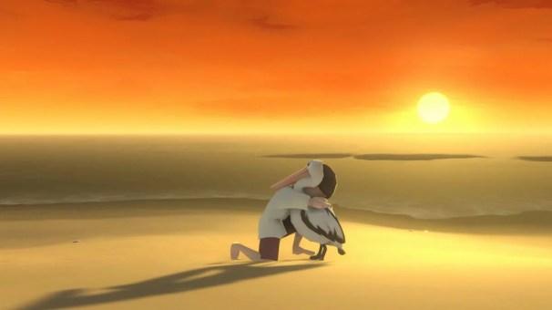 Storm Boy Game hug