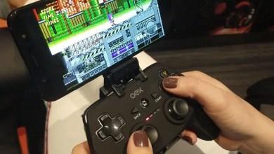 Foto de Gamepad Origin GD100, controle bluetooth para jogos de celular chega ao Brasil