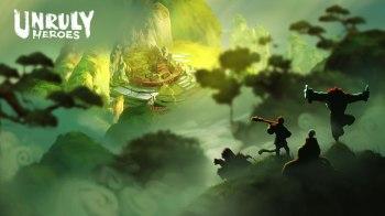 Unruly Heroes 010