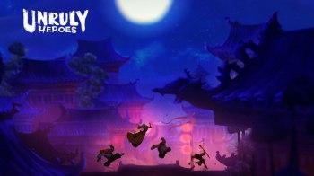 Unruly Heroes 011