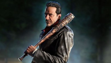 Photo of Assista ao gameplay de Negan, de The Walking Dead, em Tekken 7