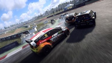 Photo of Mais de DiRT RALLY 2.0 em novo vídeo, World RX In Motion