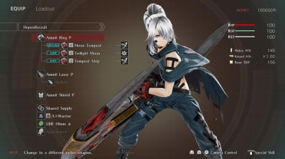 God Eater 3 - Equipment_FemaleMainCharacter_HeavyMoon