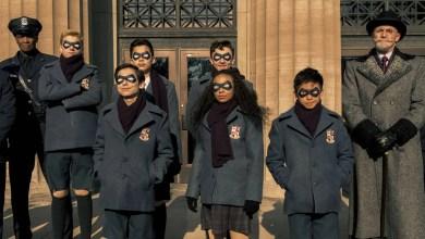 Foto de Netflix lança o trailer oficial de The Umbrella Academy