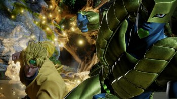 Jump Force Dio Screen 4