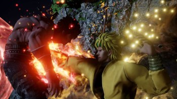 Jump Force Dio Screen 5
