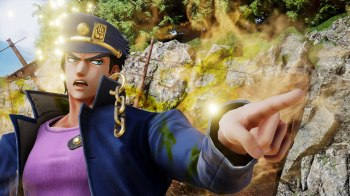 Jump Force Jotaro Kujo Screen 9