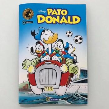 Pato Donald Zero Culturama