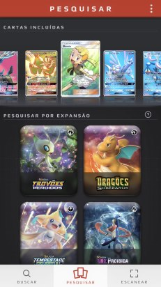 Pokémon TCG Card Dex_Mobile Phone_Browse_BRPT