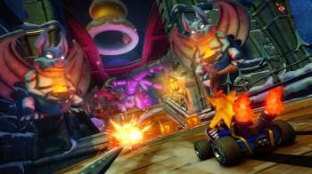 Crash Team Racing Nitro-Fueled - Crash Nitro Kart - CNK Clockwork Wumpa