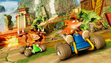 Photo of Trailer explora o mundo de Crash Team Racing: Nitro-Fueled