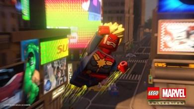 Foto de Três jogos em um pacote, LEGO Marvel Collection é lançado