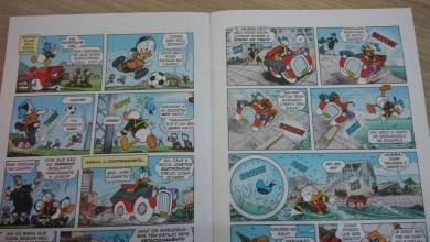 Photo of Pato Donald nº Zero | Discutindo as HQs da edição