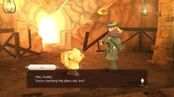 Chocobos Mystery Dungeon Every Buddy 21