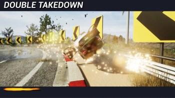 Dangerous Driving - Island_Double_Takedown