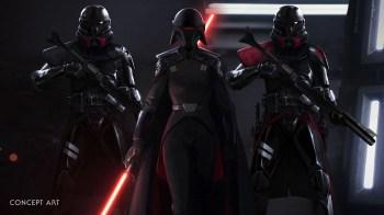 Star Wars Jedi Fallen Order Concept Art 2