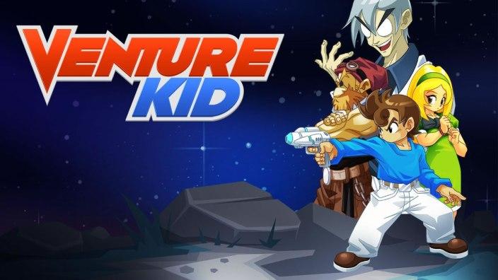Venture Kid KeyArt