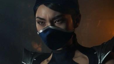 Photo of Kitana revelada como personagem jogável em Mortal Kombat 11