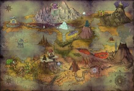 Toki Map