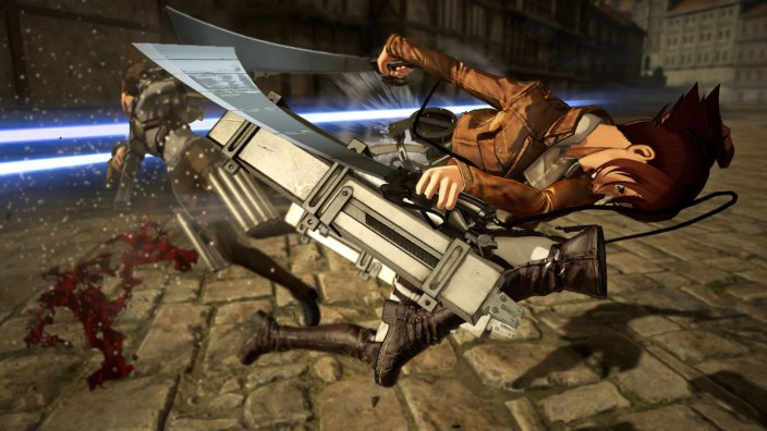 Attack on Titan 2 Final Battle 09