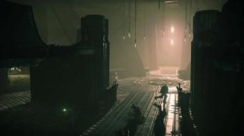 Destiny 2 Shadowkeep Detalhes fortaleza das sombras