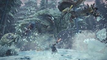 Monster Hunter World Iceborne - Banbaro 1