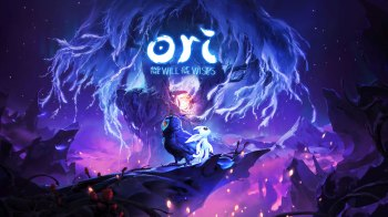 Ori and the Will of the Wisps keyart